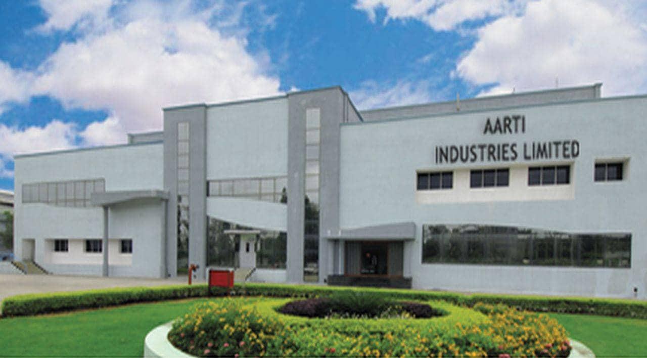 Aarti Industries Ltd