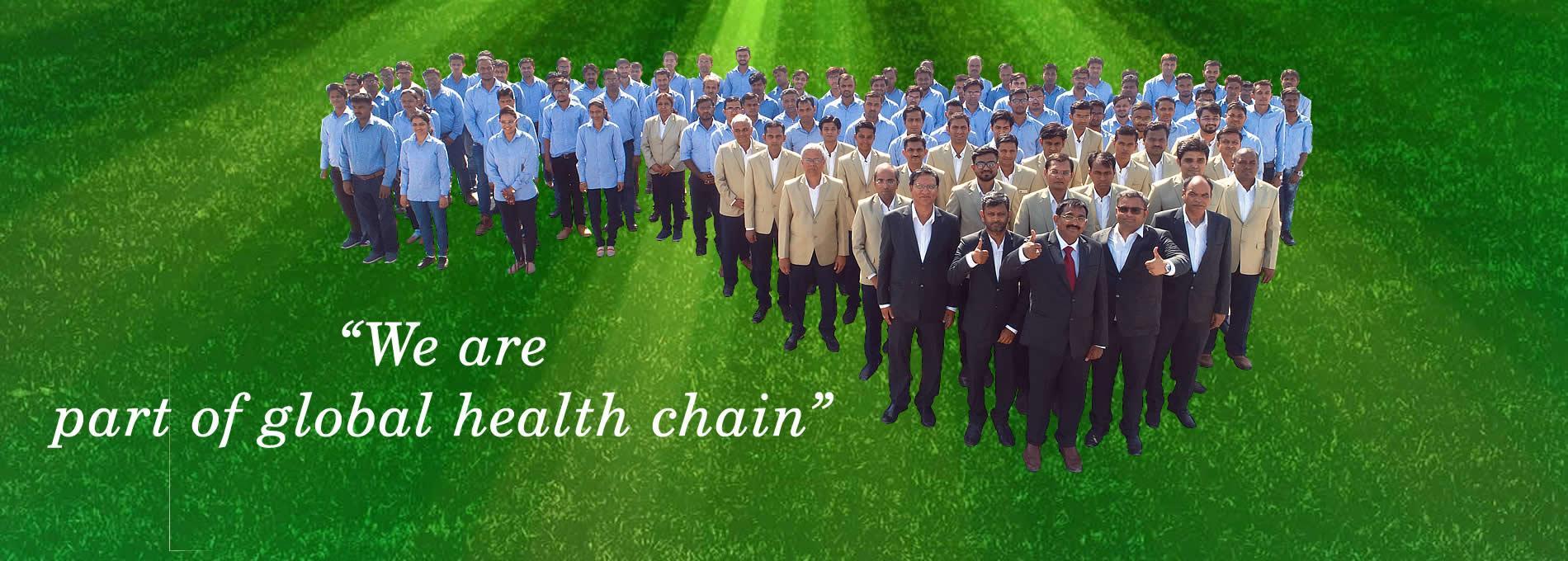 Ami Organics Pvt Ltd